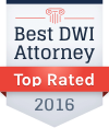 Best DWI Attorney Top Rated 2016